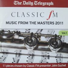 CLASSIC FM MUSIC FROM THE MASTERS 2011 VOL1 CD MADAME BUTTERFLY FLYING DUTCHMAN