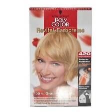 Tintes y coloración Schwarzkopf rubio platino para el cabello