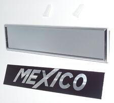"""Ford Escort MK1 Emblem Kotflügel """"MEXICO""""  NEU!"""