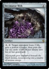 Mirrodin Besieged ~ DECIMATOR WEB rare Magic the Gathering card