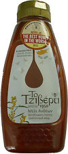 Tziverti Cyprus Blossom Polyflora Honey Squezzy Bottle 485g