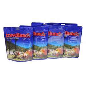 6 x 125 g Travellunch Frühstücks Mix, Müsli