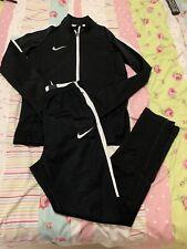 Para Hombre Nike Chándal Negro Mediano