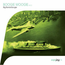 CD Neuf - BOOGIE WOOGIE Big Band Boogie Vol.2  - Saga Jazz