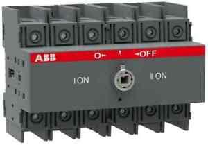 ABB OT100F3C Change-Over Switch (NEW)