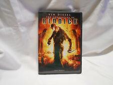 The Chronicles Of Riddick Starring Vin Diesel Full Screen Edition Dvd