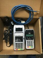 First Data Fd-130 Duo Emv/Nfc credit card terminal with Fd-35 pin pad Free Ship