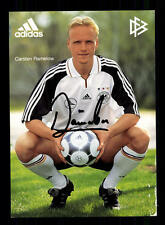 Carsten Ramelow  DFB Autogrammkarte 9/ 2000 Original Signiert+A 152959