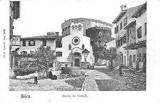 5269) GORZ (GORIZIA) PARTIE IM CASTELL, ANIMATA.