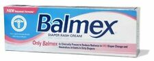 Balmex Zinc Oxide Diaper Rash Cream 4 oz