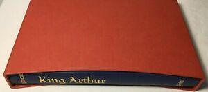Folio Society - King Arthur - Matthews 2008