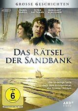 Das Rätsel der Sandbank - Große Geschichten Alle 10 Teile NEU OVP 4 DVDs