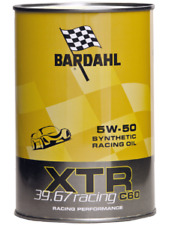 1LT Olio motore AUTO Bardhal XTR 39.67 Racing c60 5W-50