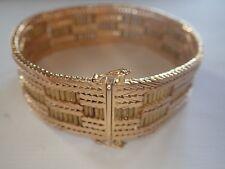 """""""Bracelet or 1950-1960"""" or 18 carats"""