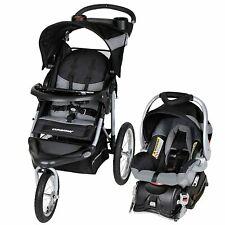 Baby Trend Expedition Jogger Travel System - Millennium White