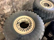Michelin 39585r20 Xzl Xzl Tire With Lug Aluminum Wheel