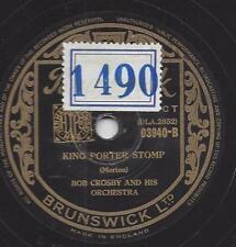 Bob Crosby Orchestra : Sugar Foot Stomp + King Porter Stomp