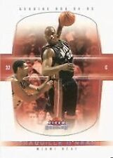 Shaquille O'Neal Miami Heat Original Basketball Cards