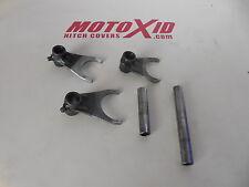 1993 SUZUKI RMX250 RMX 250 RM RM250 SHIFT FORKS SHIFTER FORK MOTOXID