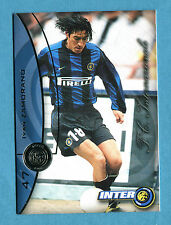 INTER CARDS 2000 DS - Figurina/Sticker/card - n. 47 - IVAN ZAMORANO