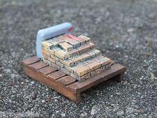 Awesome Custom Brick Load 1/24 Scale G Scale Diorama Accessory Item
