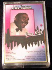 Joe Turner Honey Hush 11 track 1996 CASSETTE TAPE NEW!!
