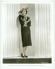DOROTHY LAMOUR ORIGINAL PARAMOUNT FASHION PHOTO 1937