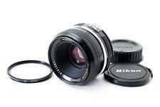 *Near Mint* Nikon Ai NIKKOR 50mm F2 Manual Focus Standard Lens from JAPAN