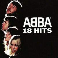 ABBA - 18 HITS 2005 UK CD * NEW & SEALED *