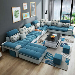 A Beautiful High Quality Living Room Furniture Living Rooms best Sofa Set Fabric