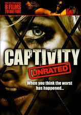 CAPTIVITY Movie POSTER 27x40 D Elisha Cuthbert Daniel Gillies Pruitt Taylor