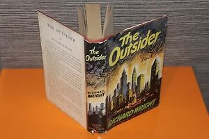 (134) The outsider / Richard Wright / Angus and Robertson
