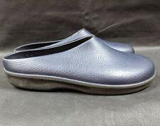 Klogs Slip On Women's Shoes Slip Resistant Size 11 Blue