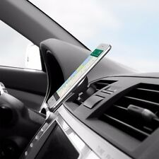 Universal iPhone 5 Magnetic Air Vent Dash Car Phone Holder Mount Cradle - SILVER