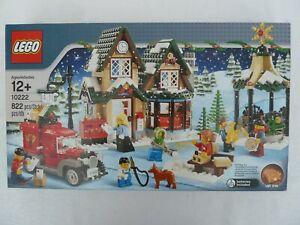 LEGO SET 10222 WINTER VILLAGE POST OFFICE NEW IN BOX