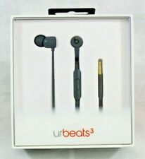 Beats urBeats3 Wired Earphones with Carrying Case 3.5mm Connector New in Box