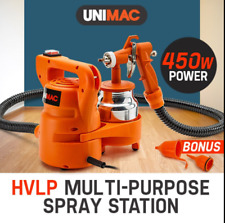 3-Way 450W HVLP Paint Sprayer Gun Fluid Nozzle Paint Sprayer Gun 230/50Hz Power