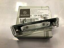 A1248200756 Mercedes SL R129 E Klasse T Modell S124 Kennzeichenbeleuchtung
