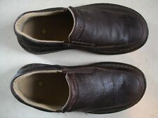 808ef27f9c71ad Dr Martens Womens Size 9 Mens 8 (UK 7) EU 41 Brown Pebble Loafers11198
