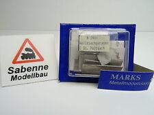 Marks Spur N 2400 Wellblechgaragen 3 Stück mit Pultdach NEUZUSTAND (MA35)