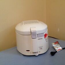 TEFAL SUPERCLEAN SAFETY DEEP FRYER (***NEW***)