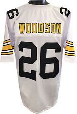 Rod Woodson unsigned White TB Custom Stitched Pro Style Football Jersey XL