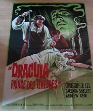 movie poster  Dracula Prince of Darkness / Dracula - Prince des ténèbres  f.r.