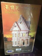 Gothic House Woodcraft Construction Kit