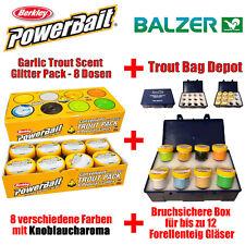 Berkley Power Bait Trout Bait Glitter Corn Mais  1x50g-Glas 100g//6,98€