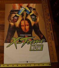 Prince Rama X-Treme Now - Poster - Original Promo 11x17