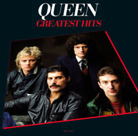 "Queen : Greatest Hits Vinyl 12"" Album 2 discs (2016) ***NEW*** Amazing Value"