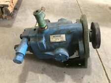 Vickers EX-PVB15-LSY-40-C-11 Axial Hydraulic Piston Pump 2.01in3/r 100/140PSI