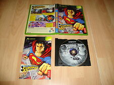 SUPERMAN THE MAN OF STEEL DE ATARI - INFOGRAMES PARA PRIMERA XBOX USADO COMPLETO