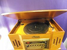 Retro Anders Nicholson MTGA05 Radio, Cassette, CD and Record Player Very Nice